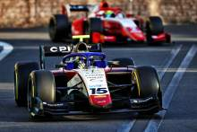FIA公式2 2021  -  Azerbaijan  - 完整功能竞赛结果