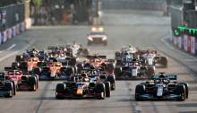Why F1's red-flagged Azerbaijan GP was restarted for two racing laps