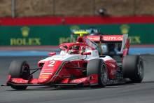 F3 Prancis: Leclerc Catat Kemenangan Dominan Sprint Race 2