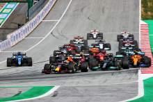 Jadwal Lengkap dan Panduan TV - Balapan F1 GP Austria