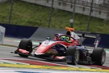Schumacher dominates second F3 sprint race in Austria from pole