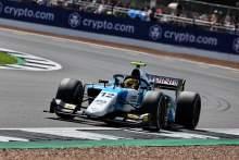 FIA公式2 2021  - 英国 - 全冲刺比赛(1)结果