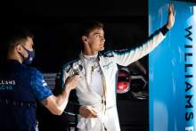 """""""Lost for words"""" Russell vows to 'go for it' in F1 sprint race"""
