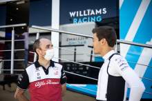 """Russell hopes """"fantastic"""" Kubica gets another shot in F1"""