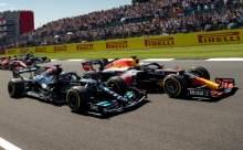 司机如何看待有争议的汉密尔顿 -  Verstappen F1冲突