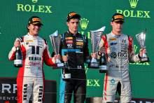 F3 Hongaria: Nannini Bukukan Kemenangan Formula 3 Pertamanya