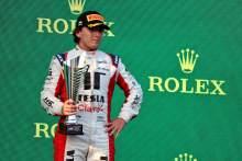 Enzo Fittipipdi毕业生为Formure 2座位