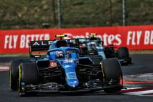 Ocon holds off Vettel to claim shock maiden F1 win in epic Hungarian GP