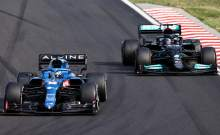 Alonso taught Hamilton better racing line in epic F1 duel