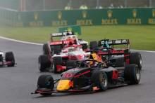 F3 Belgia: Hasil Feature Race Lengkap dari Spa-Francorchamps
