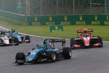 F3 Belgia: Hasil Lengkap Sprint Race 2 dari Spa-Francorchamps