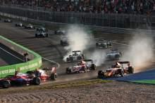 FIA Formula 3 2021 - Netherlands - Feature Race Results