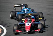 FIA Formula 3 2021 - Russia - Full Qualifying Results