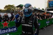 Bottas pips Hamilton to pole for Monza F1 sprint race