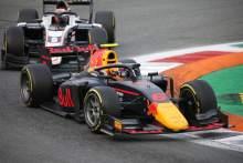 Carlin's Jehan Daruvala dominates second F2 sprint race at Monza