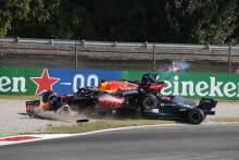 Alonso Anggap Insiden Verstappen-Hamilton di Monza Tidak Berbahaya