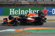 Mercedes: Red Bull reaction shows it knows Verstappen was to blame