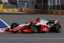 Alpine F1 junior Piastri secures third consecutive F2 pole in Sochi