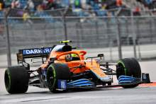 Norris claims first F1 pole in crazy Russian GP qualifying