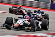 FIA Formula 2 2021 - Russia - Feature Race Results