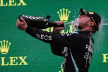 Bottas beats Verstappen to end F1 win drought, Hamilton a frustrated P5