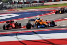 How Friday practice at F1's United States Grand Prix unfolded