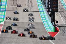 How the 2021 F1 United States Grand Prix unfolded