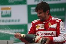 Fernando Alonso Merasa Ferrari Tidak Menghargai Podiumnya