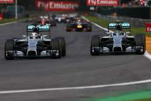 Wolff threatened to drop Hamilton and Rosberg over F1 clashes