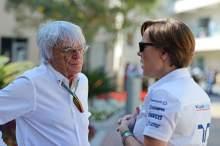 Ecclestone membantu Williams menemukan pembeli, mengkritik manajemen saat ini
