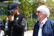 F1 jauh dari Ecclestone setelah komentar kontroversial tentang rasisme