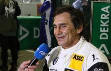 Zanardi to be gradually brought out of medically-induced coma