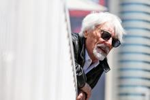 Coronavirus the biggest threat F1 has faced - Ecclestone