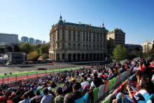 Azerbaijan, Singapura, Grand Prix Jepang dibatalkan