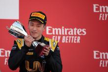 Guanyu Zhou, F1 Virtual Grand Prix, Renault,
