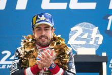 Alonso memiliki dampak 'besar' di WEC, kata ketua seri