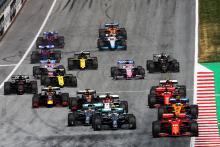 F1, Austrian GP, start,
