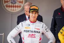 Prema mempertahankan Gelael untuk bermitra dengan Schumacher untuk F2 2019