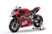 FIRST LOOK: Aruba.it Ducati unveil 2021 World Superbike livery