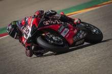 Aragon 'one of the most difficult for me', but Redding fastest