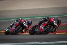 Redding: We can't make any more mistakes, Misano a special weekend for Rinaldi