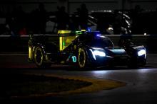 Alonso pulls clear in Rolex 24 as rain hits Daytona
