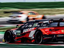 Dovizioso spins on second DTM outing with Audi