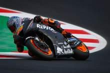 Marquez, Espargaro continue work on 2022 Honda prototypes