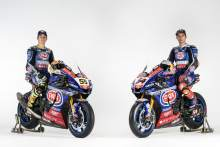FIRST LOOK: Yamaha showcase new R1 livery ahead of WorldSBK test