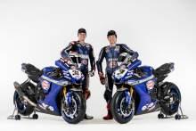 FIRST LOOK: Gerloff, Nozane unveil 2021 WorldSBK GRT Yamaha livery