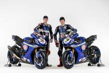 FIRST LOOK: Gerloff, Nozane unveil 2021 WorldSBK GRT Yamaha livery