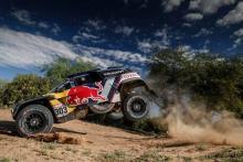 Carlos Sainz, Peugeot, Dakar,