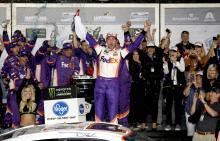 Denny Hamlin, NASCAR, Daytona 500,