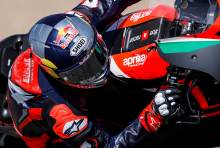 Mugello Diguyur Hujan, Andrea Dovizioso Sulit Geber RS-GP
